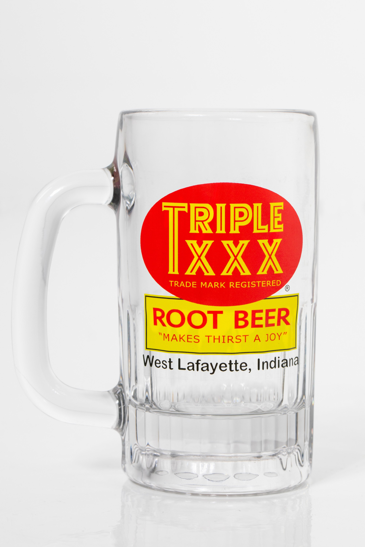 Triple XXX Root Beer Mug