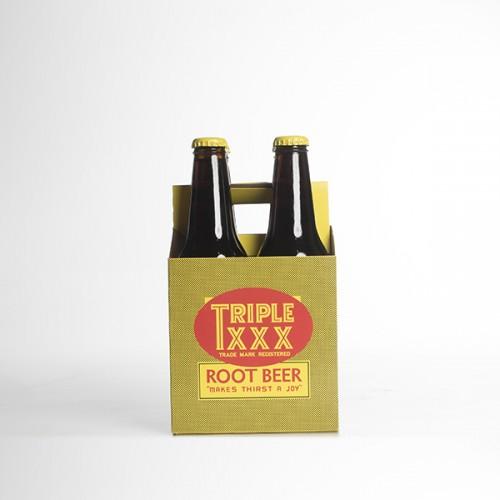 Triple XXX Root Beer - 4 pack