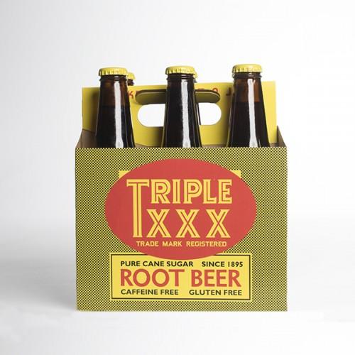 Triple XXX Root Beer - 6 Pack