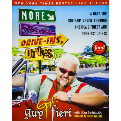 Diners Drive-Ins and Dives - All American Road Trip